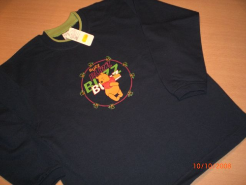 fad5f18396 Sweat-Shirt Winnie the Pooh Gr. 116-122 und 128-134