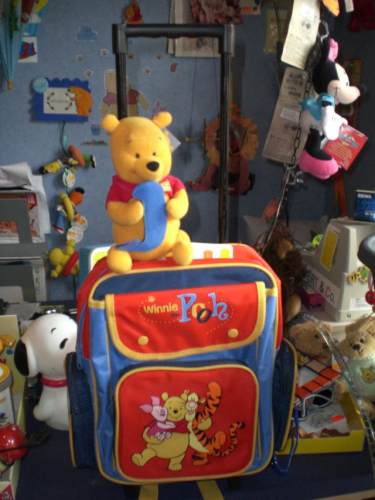 Winnie the Pooh Carryback Rucksack