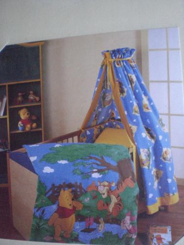 Winnie the Pooh Bettwäsche Gr. 100 x 135 cm