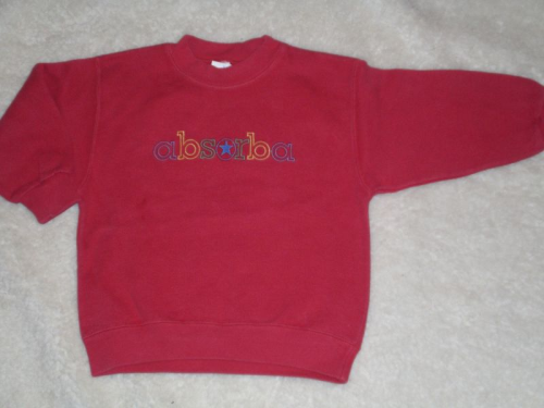 Sweat-Shirt von absorba Gr. 104