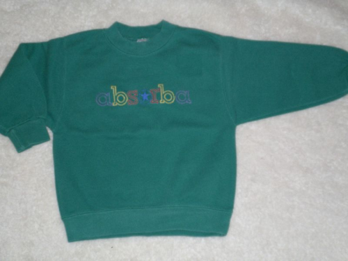 Sweat-Shirt von absorba Gr. 98