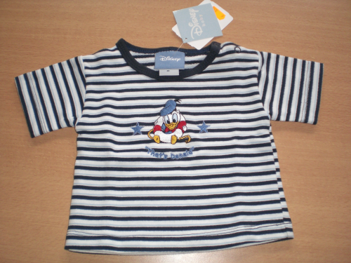 T-Shirt Donald Duck Gr. 56, 62, 68